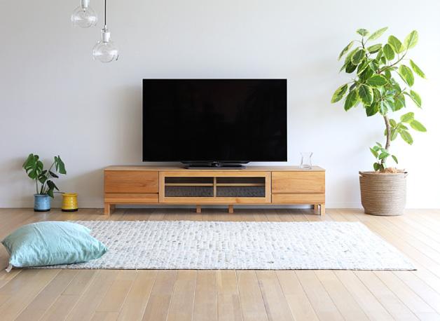高野木工『ナチュラル』テレビボード