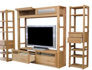 柿しぶの郷テレビボード